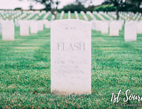 Flash – Gone Too Late, Will Be Forgotten